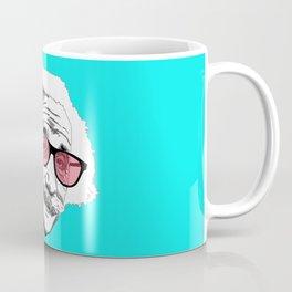 Einstein in summer Coffee Mug