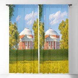 Virginia Charlottesville Lawn Print Blackout Curtain