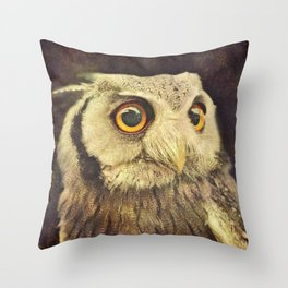 Voo Voo Throw Pillow