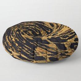 Animal Print Leopard Swirl 2021 Floor Pillow