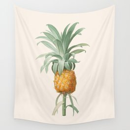 Pineapple / Ananas Cultivé Wall Tapestry