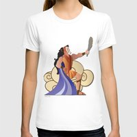 hercules T-shirts featuring Leo - Hercules by AmadeuxArt