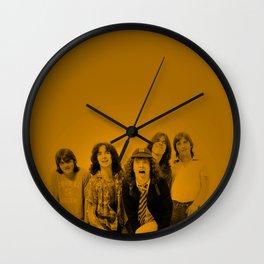 Ac Dc - Celebrity Wall Clock