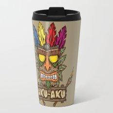 Aku-Aku (Crash Bandicoot) Travel Mug