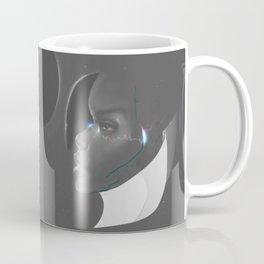 Gazing Upon Infinite Coffee Mug