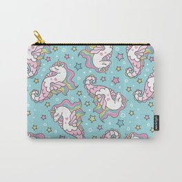 Magical Seahorse 2 Carry-All Pouch