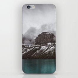 Landscape Maligne Lake Mountain View Photography | Alberta | Canada iPhone Skin