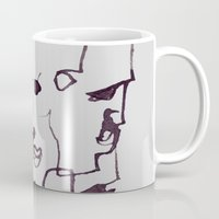 dirty dancing Mugs featuring Dirty by 5wingerone