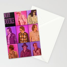 Body Double Stationery Cards