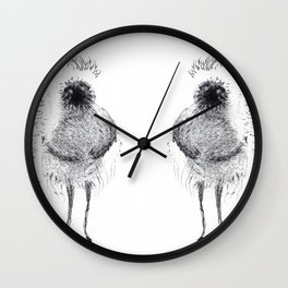 Magic wesen Wall Clock