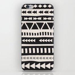 Boho style pattern iPhone Skin