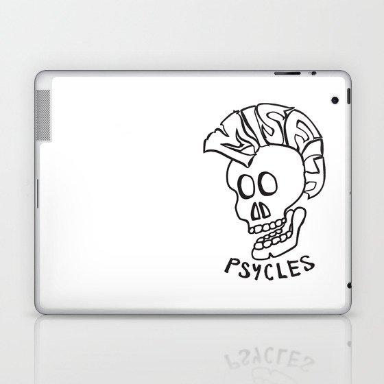 Misfit Mohawk Psycles Laptop & iPad Skin