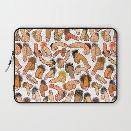 Weenies Peens Schlongs  Laptop Sleeve