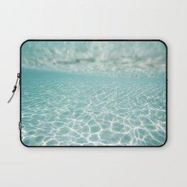 Under Water Light Laptop Sleeve