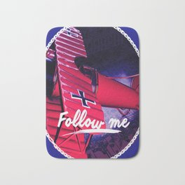 Follow me , Sigueme, Suis Moi, Vold Mic, Forge Mir Bath Mat