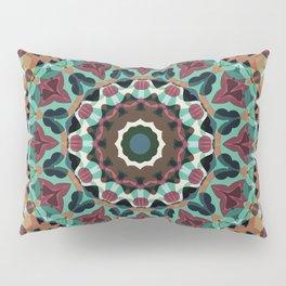 Mandala, folk Pillow Sham