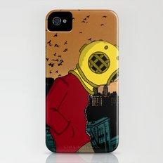 City Diving Slim Case iPhone (4, 4s)