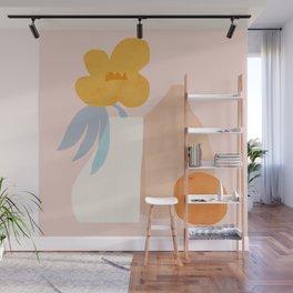 Abstraction_Still_Life_001 Wall Mural