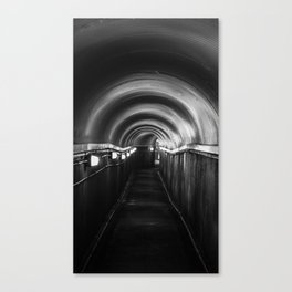 Tunnel Vision Canvas Print