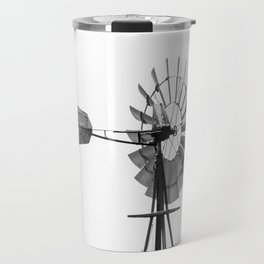 Old Windmill Pictures Travel Mug