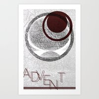ADVENT Art Print