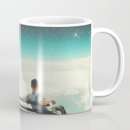 You Were There, in my Deepest Silence Coffee Mug