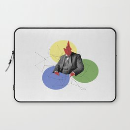 Abstract Collage Laptop Sleeve