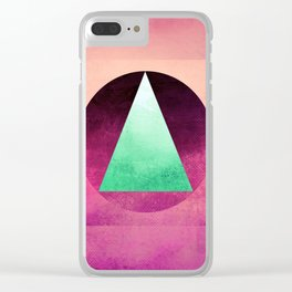 Suprematist Composition IV Clear iPhone Case