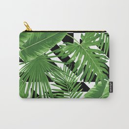 tropical geometric Carry-All Pouch