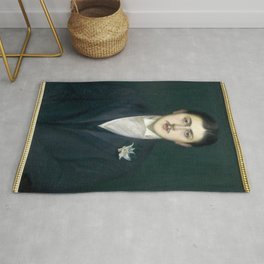 Jacques-Émile Blanche - Marcel Proust Rug