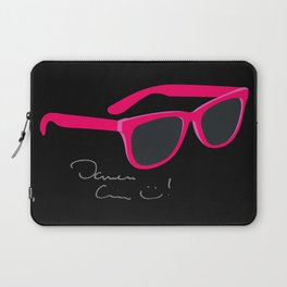 Darren Criss Glasses Laptop Sleeve