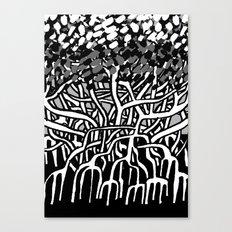 MANGUE Canvas Print
