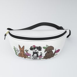 The Rescues Fanny Pack