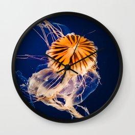 Pacific Nettle Wall Clock