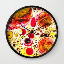The Universe of Gustav Klimt Wall Clock