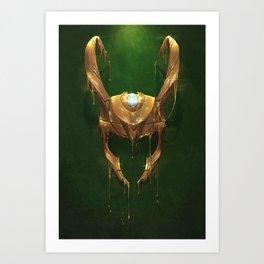 Gilded II Art Print