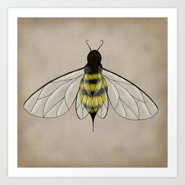 Bee 1 Art Print