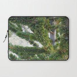 Bristlecone pine needles Laptop Sleeve