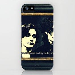 Buckley & Fraser Treasure A Last Goodbye iPhone Case