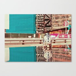 artoo Canvas Print