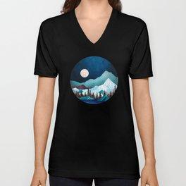 Moon Bay Unisex V-Neck