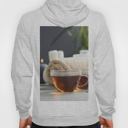 tea and spa composition Hoody