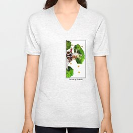 The Little Prince: Beware of Baobabs #2 Unisex V-Neck