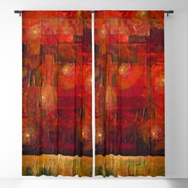 Imaginary Landscapes: Dancing in the Dark Blackout Curtain