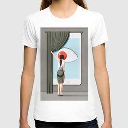 smart home T-shirt