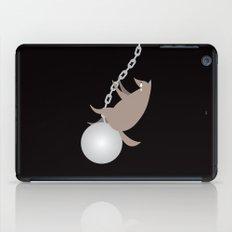 Wreckingwolf iPad Case