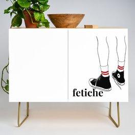 fetiche #1 (white) Credenza