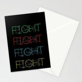 Fight Back Stationery Cards