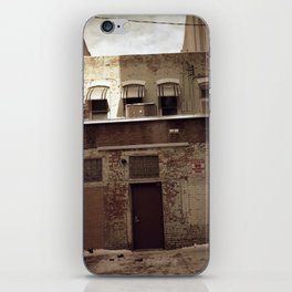 Absolutely No iPhone Skin