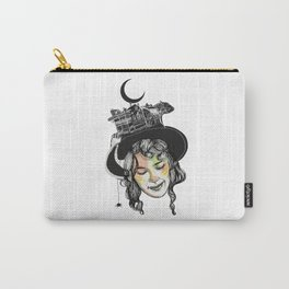 House on the Hill (Grey Gardens) Carry-All Pouch